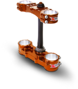 X-Trig Triple Clamps